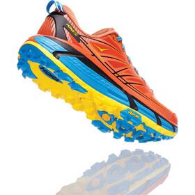 Hoka One One Mafate Speed 2 Running Shoes Herren nasturtium/spicy orange